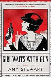 cover art for the book Girl Waits with Gun
