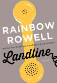 cover art for the book Landline