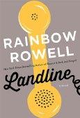 cover art for the book Landline