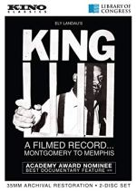 cover for 2-disc set of the film King