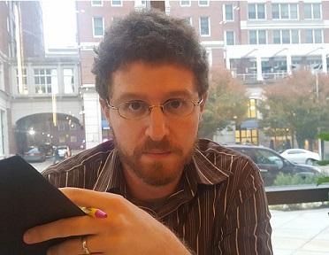 portrait of Jeff Eden