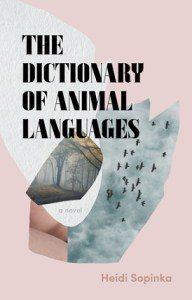 cover art for the book The Dictionary of Animal Languages