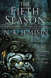 cover of the book The Fifth Season by N.K. Jemisin