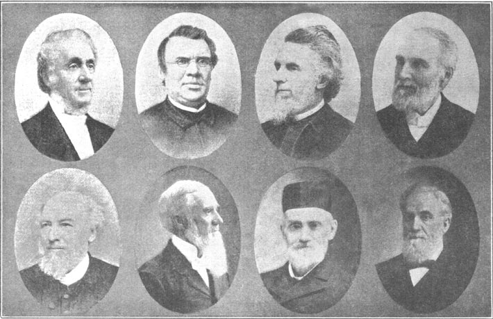 Birth Of A Reformation Gt Contemporaries In The Holiness