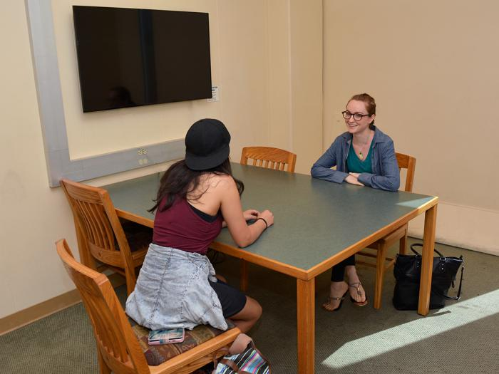 Rivera Library Open Group Study Rooms | UCR Library