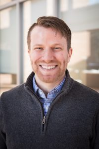 Photograph of Nathan Kelber, Digital Scholarship Specialist