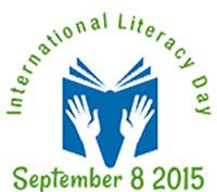 Literacy Day Logo