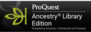 ProQuest Ancestry logo
