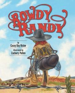 Rowdy Randy book cover