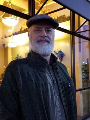 Portrait of Nathan Bender