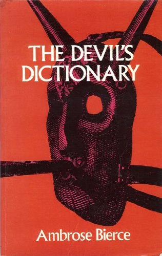 Devils dictionary 1