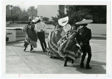 Dancers at Cinco de Mayo celebrations