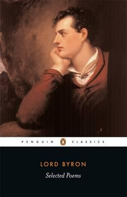 Cover of Selected poems, Lord Byron