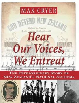 Cover of Hear our voices, we entreat