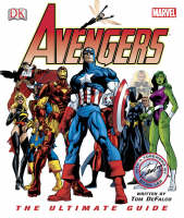 Cover of Avengers the ultimate guide