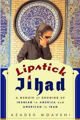 Book cover of Lipstick Jihad