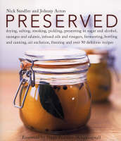 "Cover of ""Preserved"""