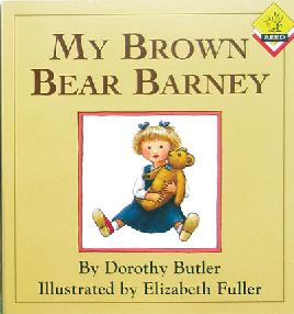 Cover of My Brown Bear Barney