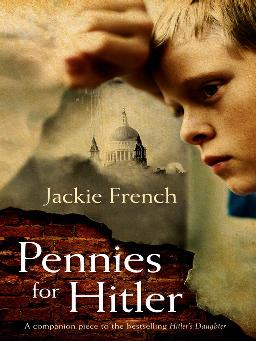Cover of Pennies for Hitler