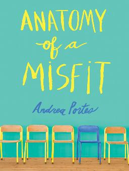 Book cover of Anatomy of a Misfit