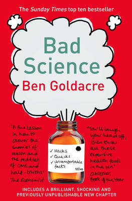 Search catalogue for Bad science