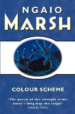 Cover of Colour Scheme
