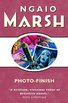 Cover of Photo-finish