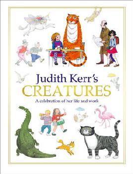 Cover of Judith Kerr's creatures