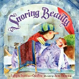 Cover of Snoring Beauty