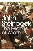 Book cover of the grapes of wrath