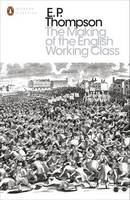 Cover of The making of the English working class