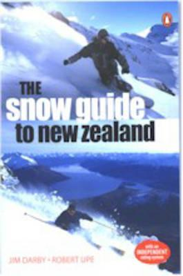 Cover of The Snow Guide to New Zealand