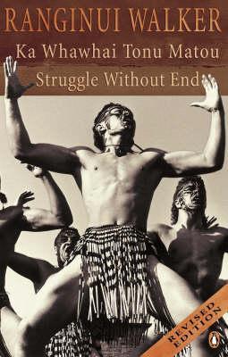 Cover of Ka Whawhai Tonu matou
