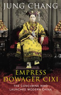 Cover of Empress Dowager Cixi