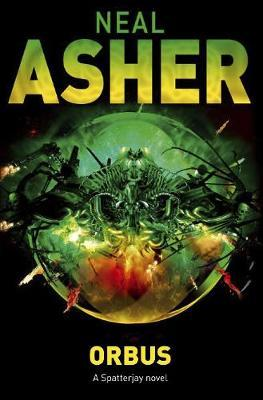 Cover of Orbus by Neal Asher