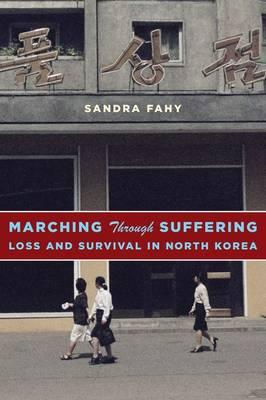 Cover of Marching through suffering