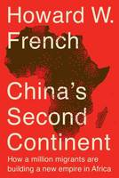 Book cover of Chinas second continent