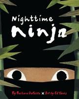 Cover of Nighttime Ninja