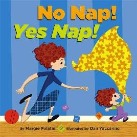 Cover of No nap yes nap
