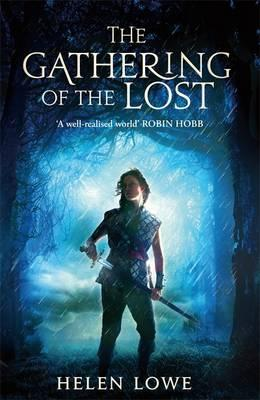 Cover of The gathering of the lost