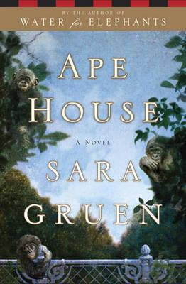 """Cover image of """"Ape House"""""""