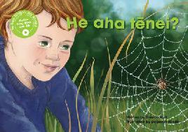 Cover of He aha tēnei