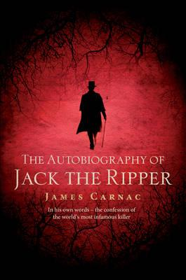 Book cover of the autobiography of jack the ripper