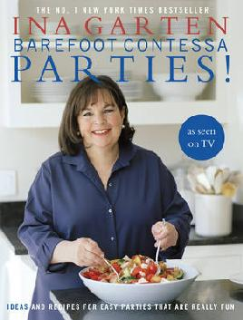 Cover of Barefoot Contessa Parties