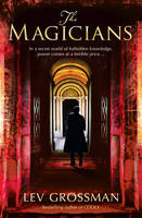 Cover: The Magicians by L Grossman