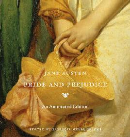 Cover of Jane Austen's Pride and Prejudice - An annotated edition
