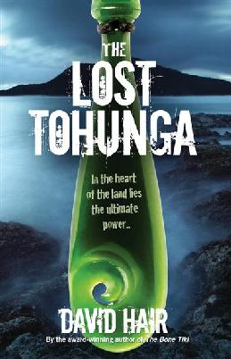 Cover of The lost tohunga