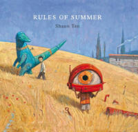 Cover of The rules of summer