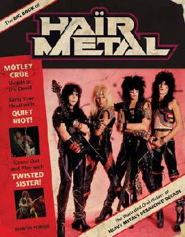Cover of Hair metal