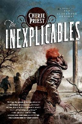 The Inexplicables by Cherie Priest, cover